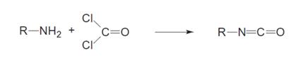 فرمول ایزوسیانات