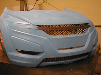 رزین پلی استر در صنعت خودرو